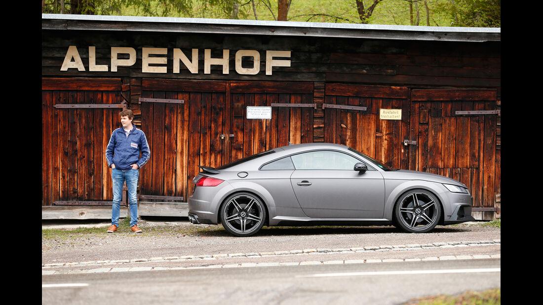 Abt-Audi TT, Stefan Helmreich