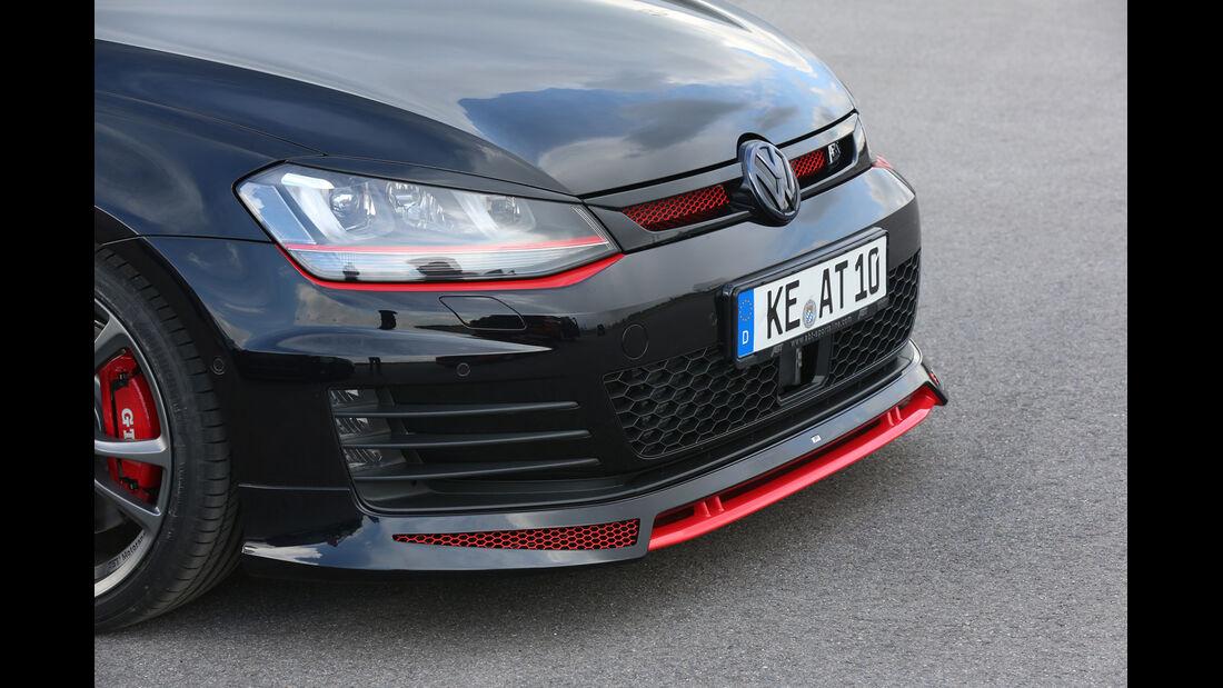 Abt Golf GTI Dark Edition, Frontspoiler