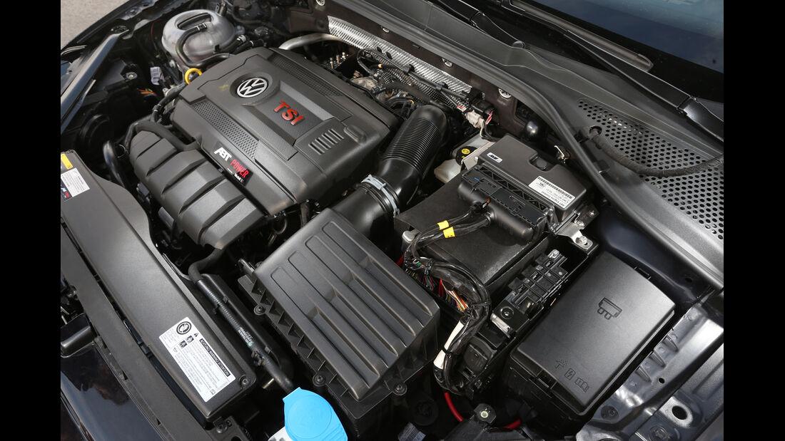 Abt Golf GTI Dark Edition, Motor