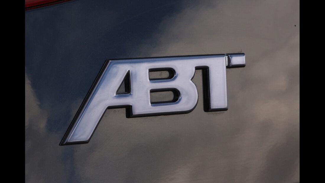 Abt Golf GTI Dark Edition, Typenbezeichnung, Emblem