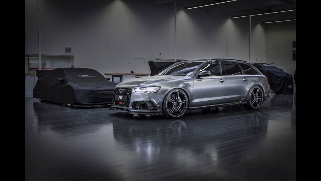 Abt RS6-R - Daytonagrau Matt - Tuning - Genfer Autosalon 2015