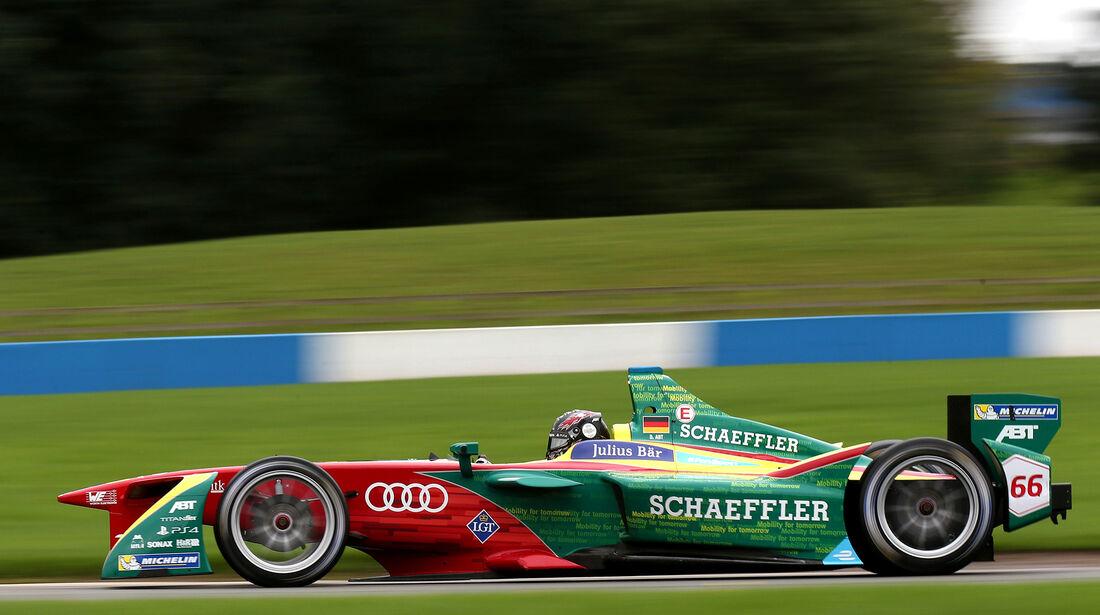 Abt Schaeffler Audi Sport - Formel E - 2016