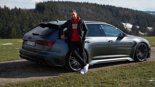 Abt Sportsline Audi RS6-R 2020