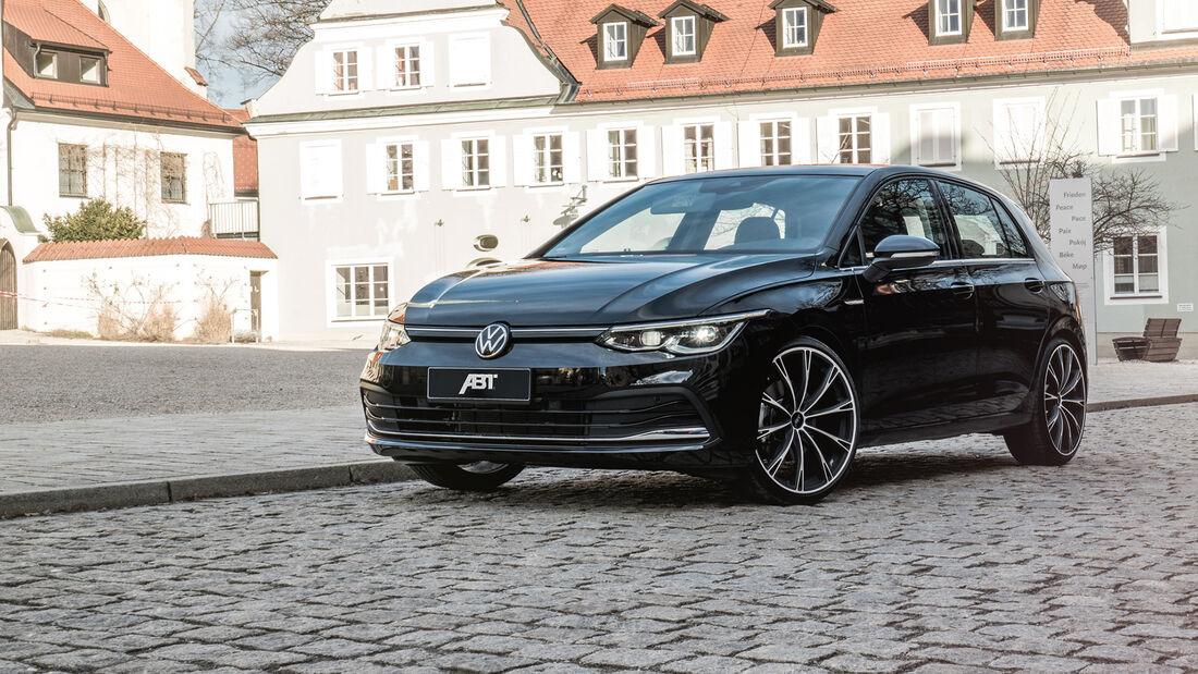 Abt Sportsline VW Golf VIII Tuning