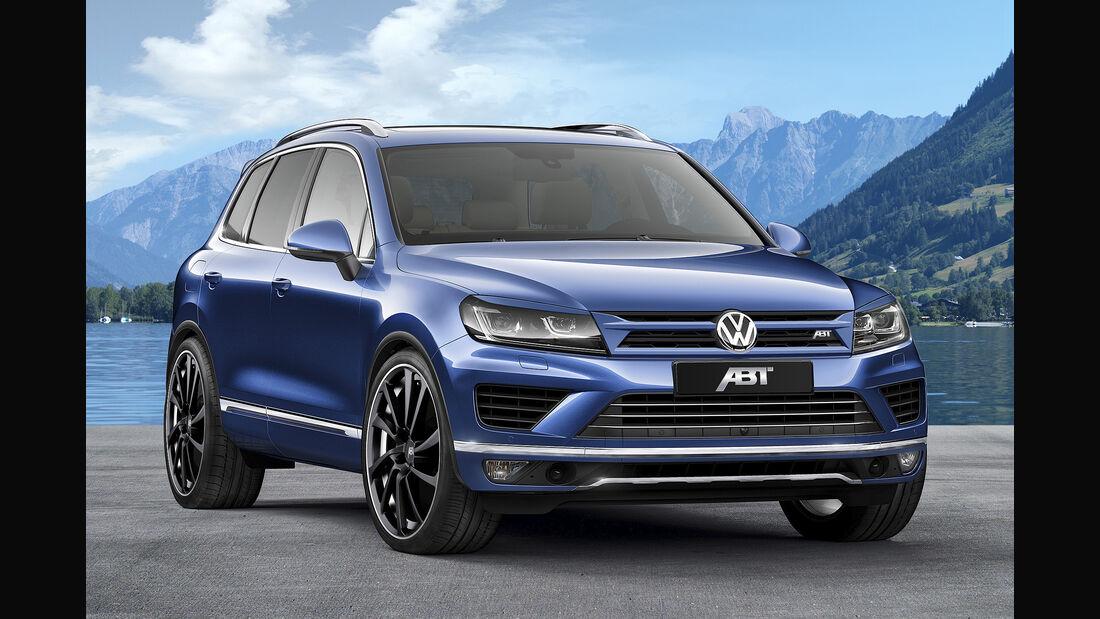 Abt Sportsline-VW Touareg V6 TDI, Tuning, Dieseltuning