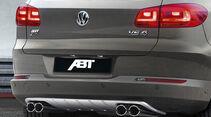 Abt Tiguan facelift, Heckschürzenset, 0811