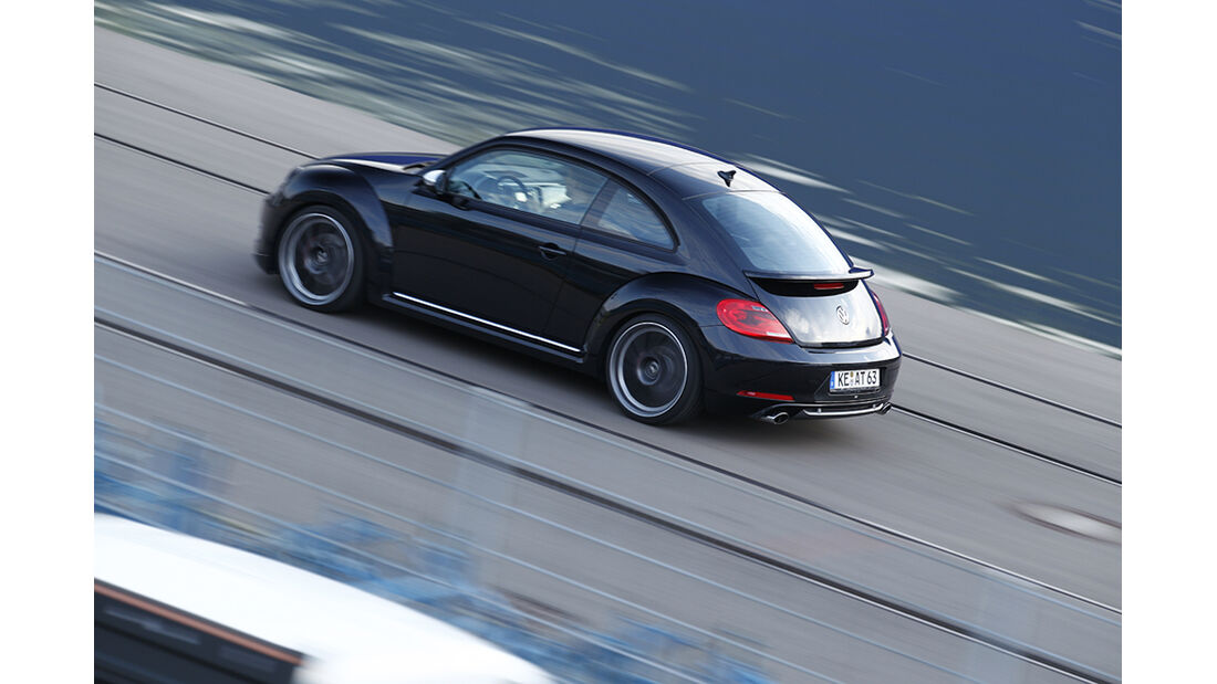Abt VW Beetle 2.0 TSI