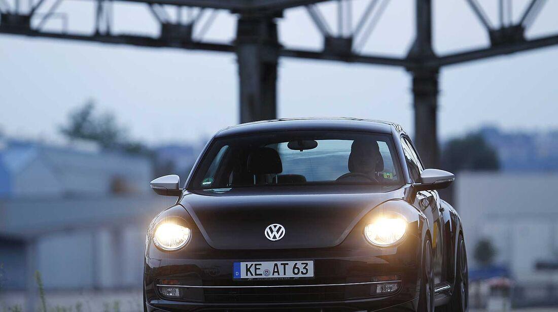 Abt-VW Beetle 2.0 TSI, Frontansicht