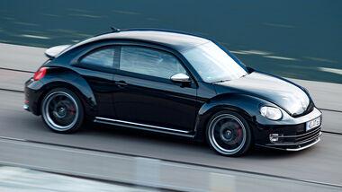 Abt-VW Beetle 2.0 TSI, Seitenansicht