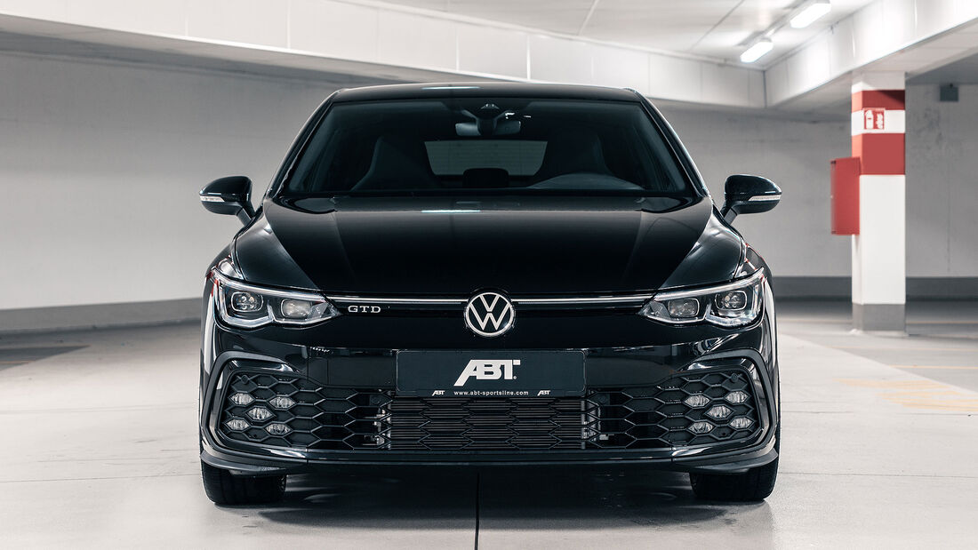 Abt VW Golf 8 GTD