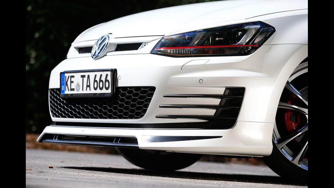 Abt-VW Golf GTI, Front, Schnauze