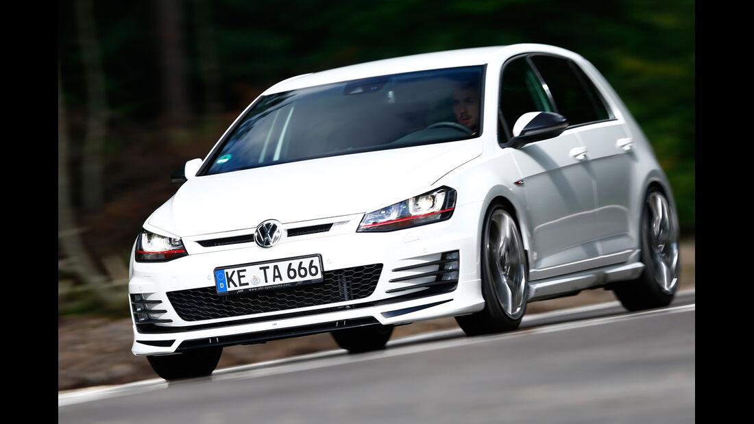 Abt-VW Golf GTI, Frontansicht