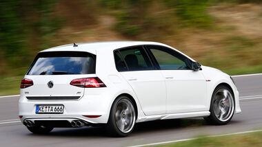 Abt-VW Golf GTI, Heckansicht