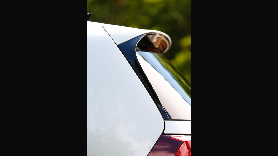 Abt-VW Golf GTI, Heckschürze