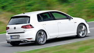 Abt VW Golf GTI, Seitenansicht