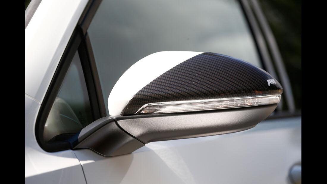 Abt-VW Golf GTI, Seitenspiegel