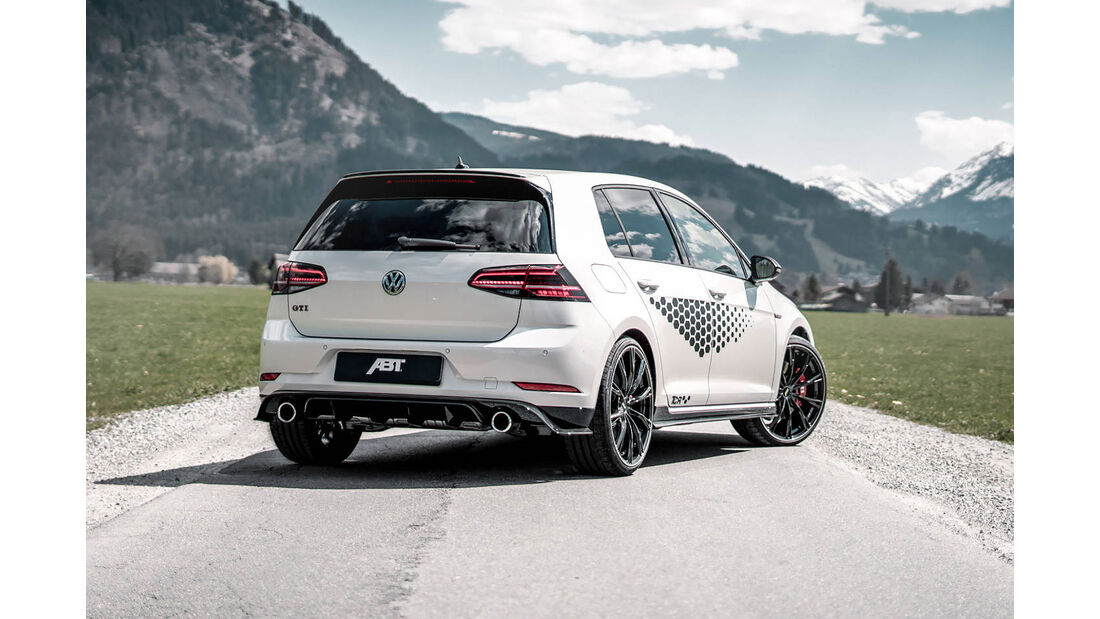 Abt VW Golf GTI TCR
