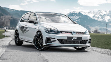 Abt VW Golf GTI TCR