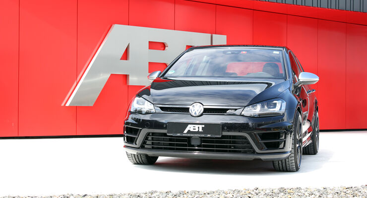 Abt VW Golf R, Golf 7, Tuning