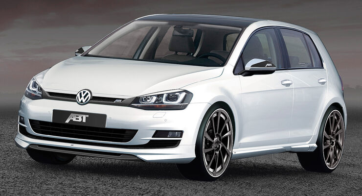 Abt VW Golf VII