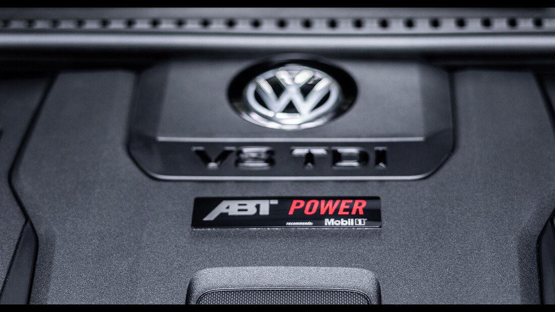 Abt VW Touareg TDI V8