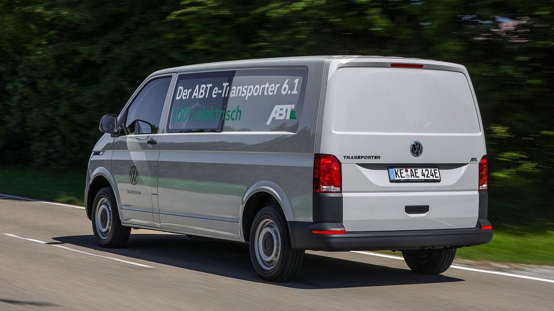 Abt e-Transporter 6.1, Fahrbericht