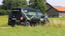 Abt eCaddy - Elektro-Caddy - VW - Elektromobilität - Elektrofahrzeug - Elektroauto - E-Mobilität - Deutsche Post