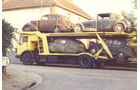 Abtransport, Oldtimer, Autotransporter