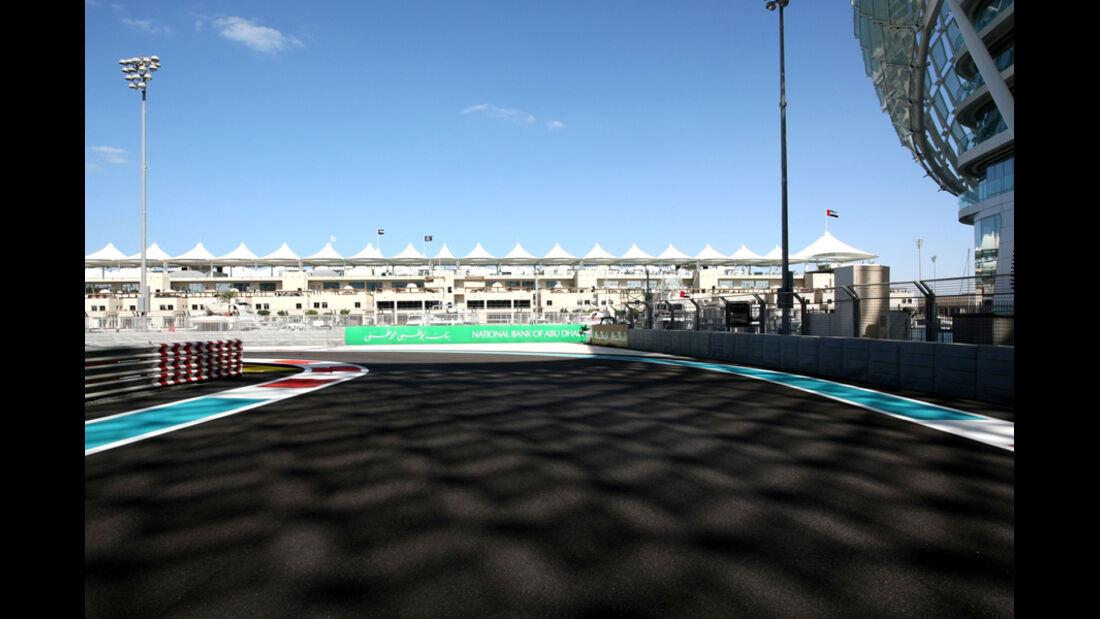Abu Dhabi - GP Abu Dhabi - 10. November 2011