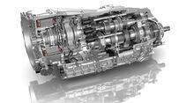 Achtgang-Doppelkupplungsgetriebe