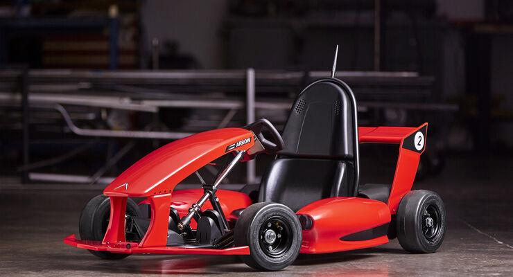 """Actev Motors """"Smart-Kart"""", Spielzeug, 02/2016"""