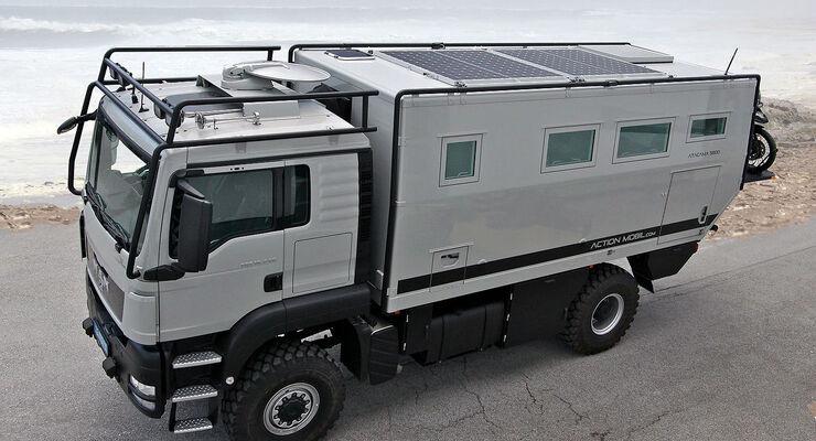 Action Mobil Atacama 5800 Facelift 2013