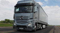 Actros, Frontansicht