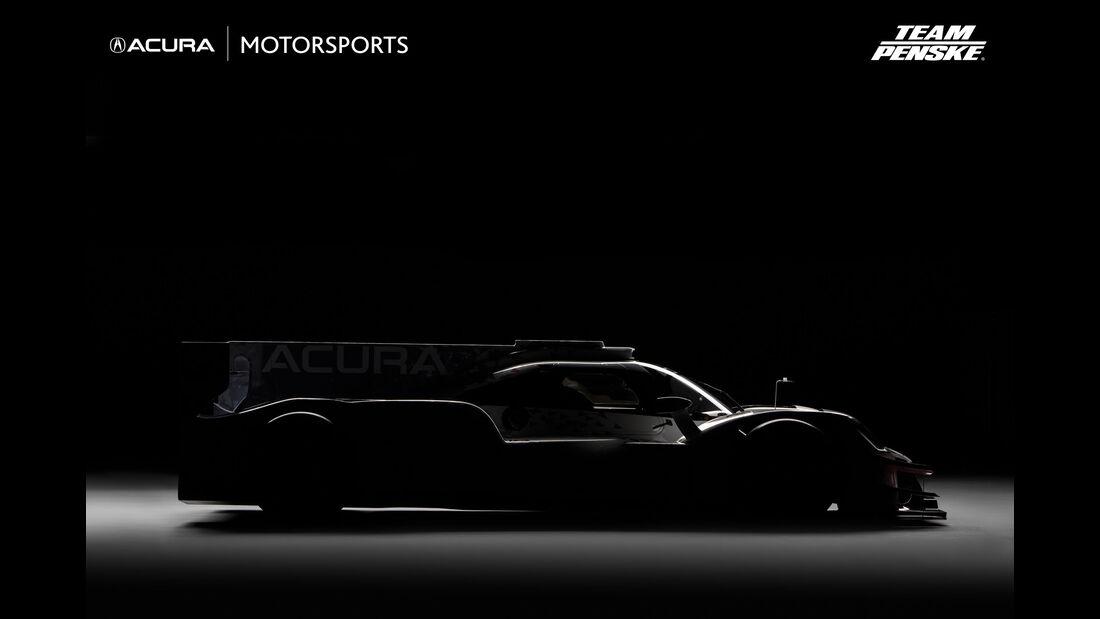Acura ARX-05 - DPi - Rennwagen - IMSA-Rennserie