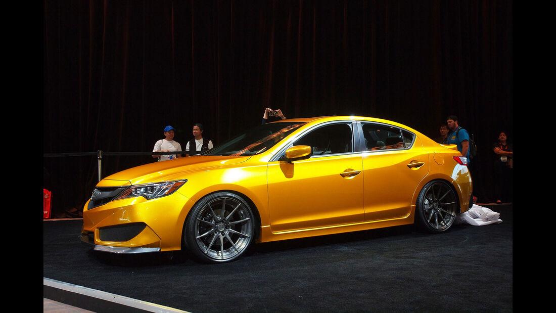 Acura ILX von Galpin Auto Sports 2016 - SEMA 2015 - Las Vegas