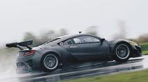 Acura NSX GT3 - Testfahrten - 2016
