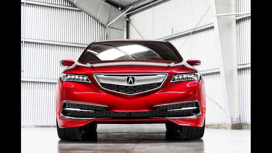 Acura TLX Concept Detroit 2014