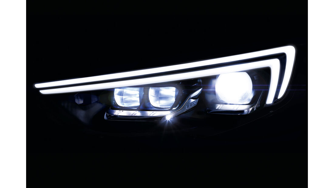 Adaptive LED-Scheinwerfer