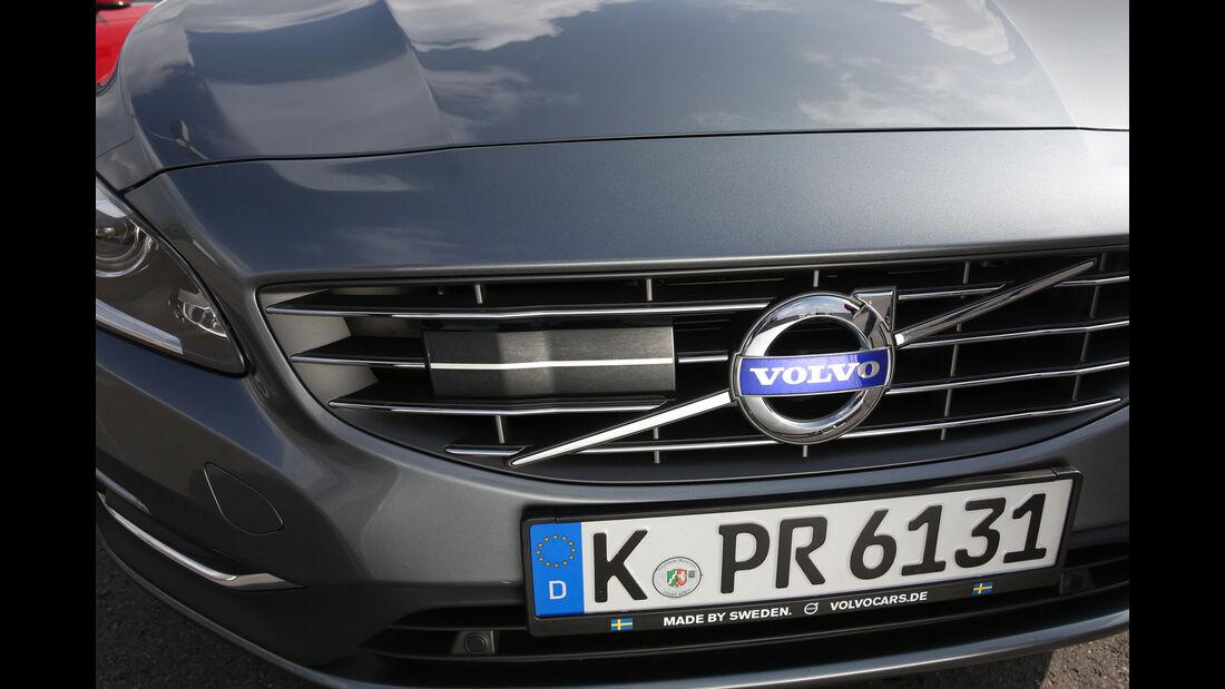 Adaptive Tempomaten, Volvo V60