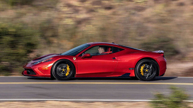 AddArmor Ferrari 458 Speciale