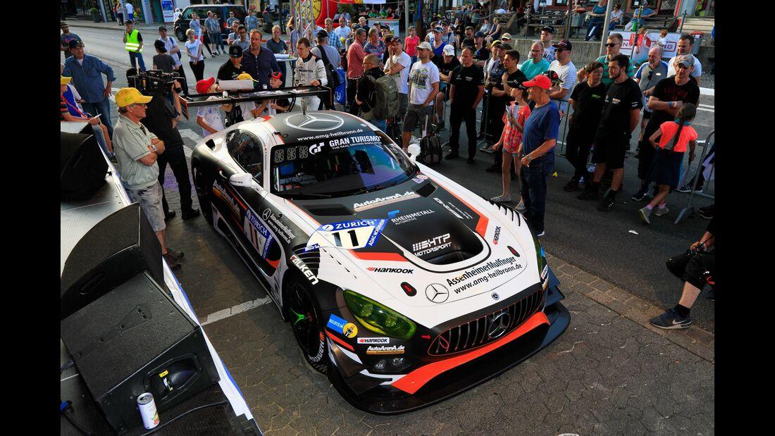 Adenauer Racing Day - 24h Rennen Nürburgring - 9. Mai 2018