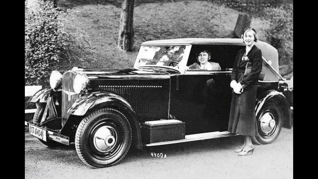 Adler Standard 8 1930