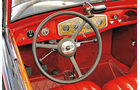 Adler Trumpf Cabrio, Cockpit, Lenkrad