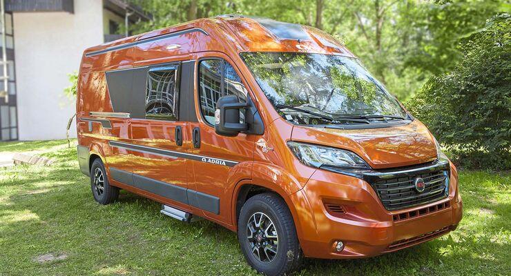 caravan salon 2017 die camping bus highlights auto. Black Bedroom Furniture Sets. Home Design Ideas