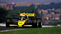 Adrian Campos - Minardi - GP Ungarn 1987