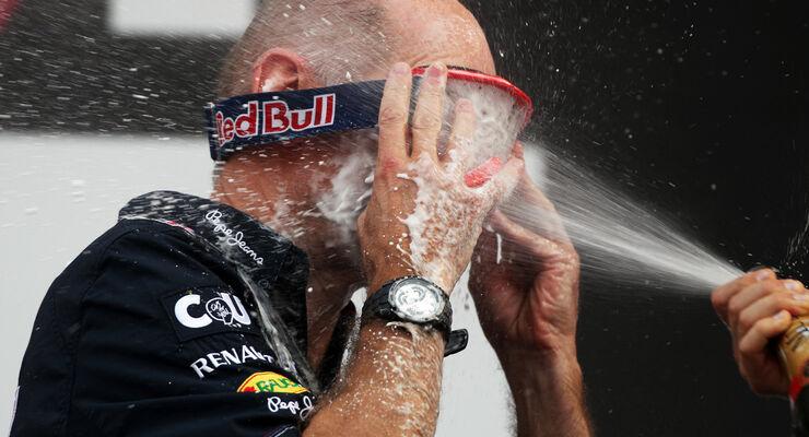 Adrian Newey GP Korea 2012