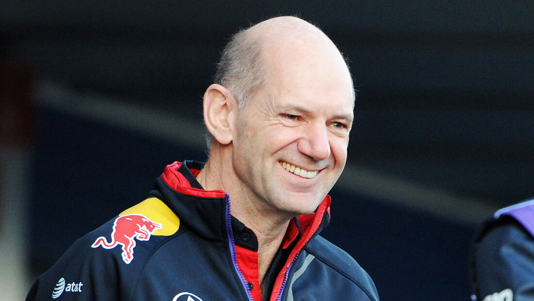Adrian Newey, Red Bull