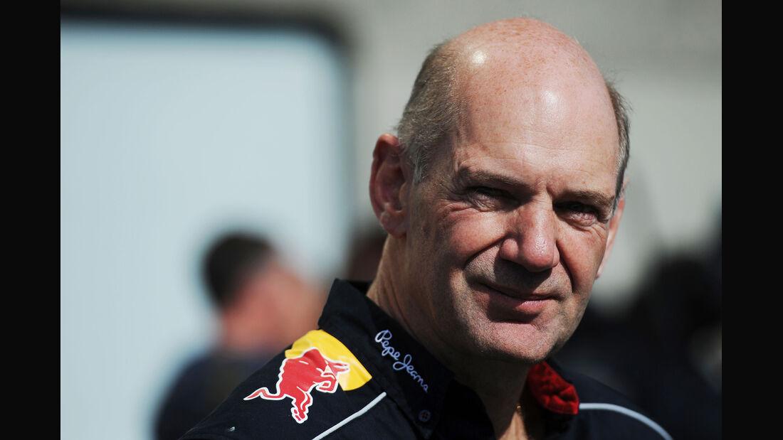 Adrian Newey - Red Bull 2013