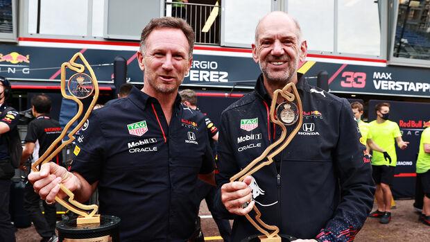 Adrian Newey - Red Bull - 2021