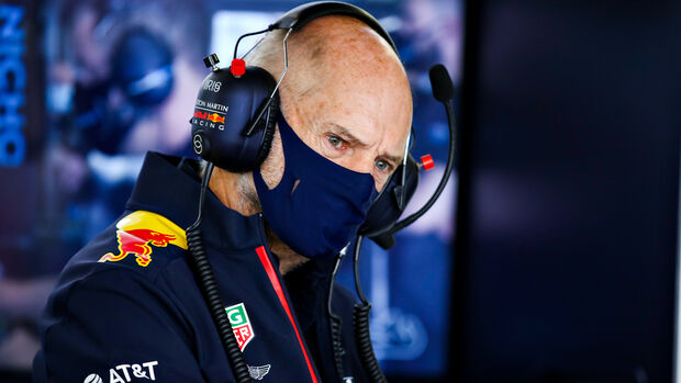 Adrian Newey - Red Bull - F1 - 2020
